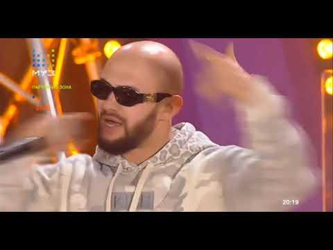 Джиган - ДНК / Голые ладони / На восьмом этаже (Партийная Зона МузТВ) 31.03.2019
