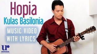 Kulas Basilonia - Hopia - (Official Music Video with Lyrics)