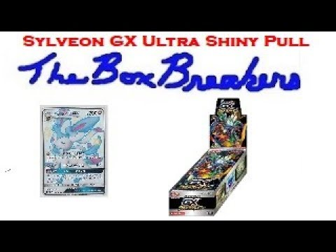 Pokemon GX Ultra Shiny Japanese Booster Box Opening Live with Dominic Plus Bonus General Mills Packs