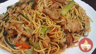 Chicken Chow Mein 🥢