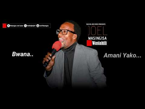 Joel Masingisa - Wastahili (You Deserve) | Official Music Audio Lyrics