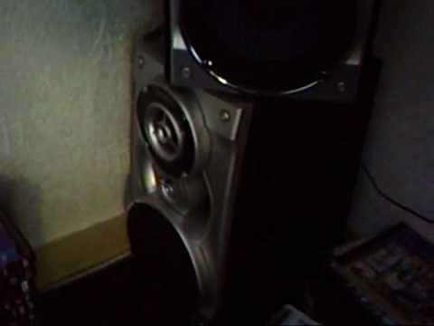 Home set-up Stereo boxen
