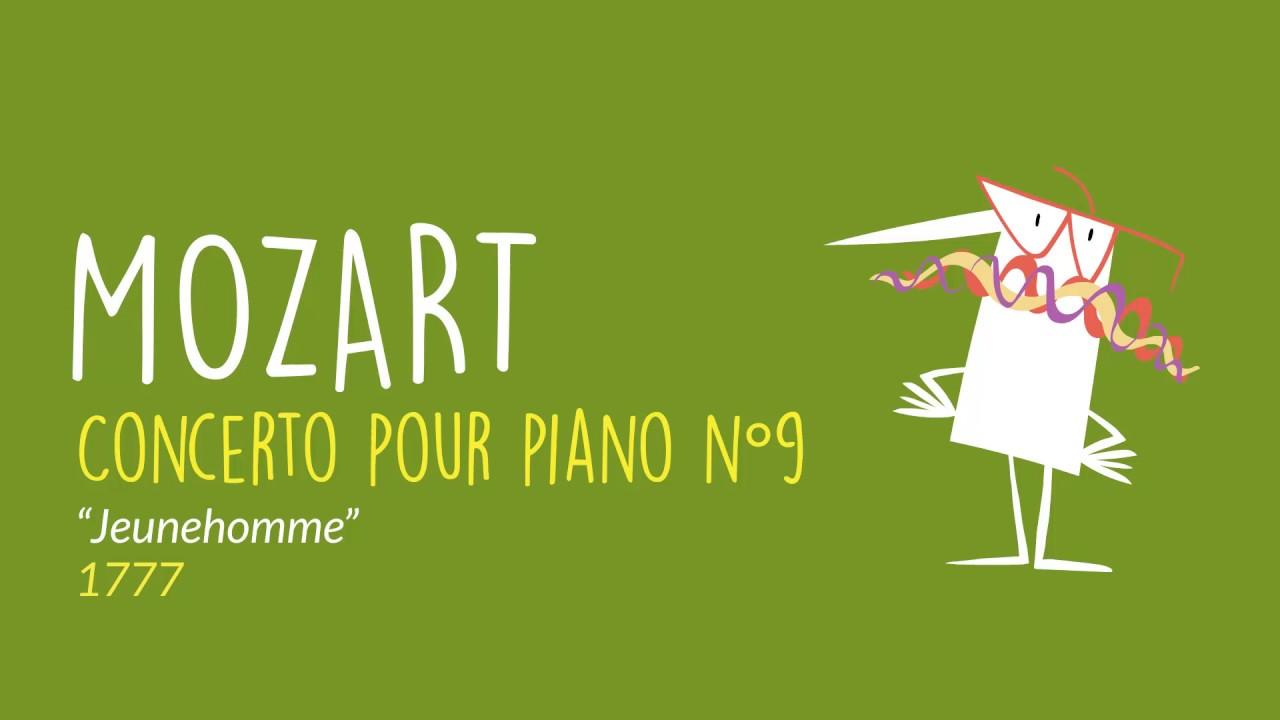 """Concerto pour piano n° 9 """"Jeunehomme"""""""
