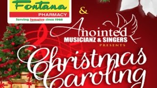 Joy to the world  - Amanda & Anointed Musicians and Singers