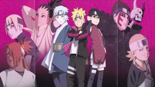 BORUTO NARUTO THE MOVIE - 29 Spin And Burst