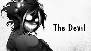 Nightcore   The Devil Within   (Lyrics)