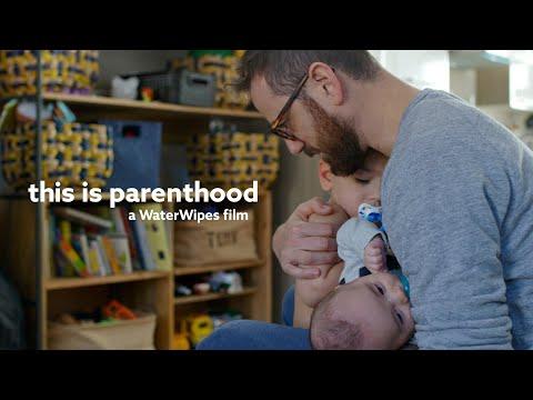 #Elternleben   ein Film von WaterWipes, dem Hersteller der reinsten Baby-Feuchttücher der Welt