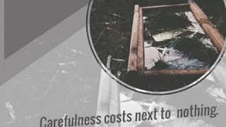 Carefulness Costs Next To Nothing