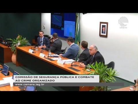 Segurança Pública - Programa Nac. de Enfrentamento à Criminalidade Violenta - 06/11/2019 - 17:18