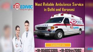 Creditable Emergency Ambulance Service in Delhi at a Very Authentic Cost