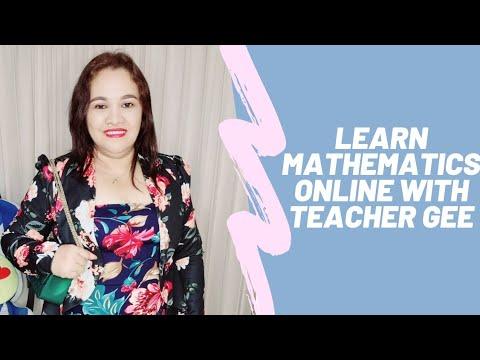 Learn Mathematics Online /EP 6 Class
