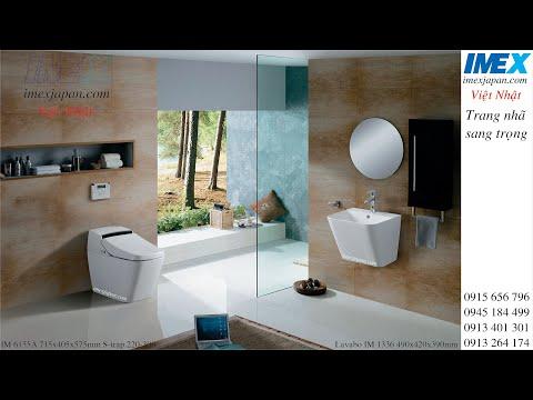 lavabo sứ