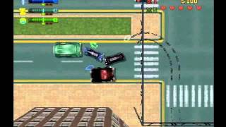 [PS1] GTA 2 - Gameplay