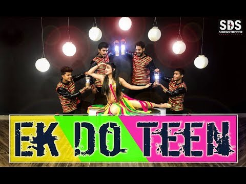 Ek Do Teen Song | Baaghi 2 | Jacqueline Fernandez | Choreography Sumit Parihar ( Badshah )