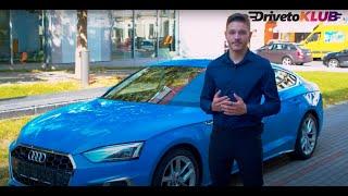 Audi A5 Sportback (od 01/2020)