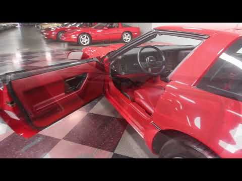 Video of '84 Corvette - $19,995.00 Offered by Streetside Classics - Atlanta - MZ8R