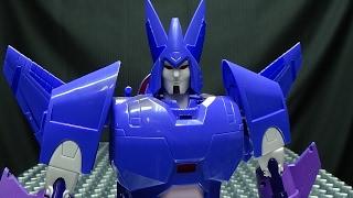 X-Transbots ELIGOS (Masterpiece Cyclonus): EmGo's Transformers Reviews N' Stuff