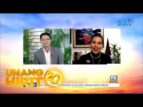 [GMA]  Unang Hirit: Kapuso sa Batas: Dummy accounts sa Facebook