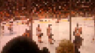 Philadelphia Flyers- Ronnie James Dio -2010-2011