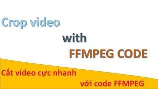 Ffmpeg Crop