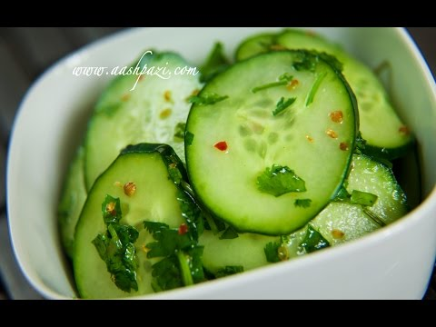 Cucumber Salad (Healthy and Easy) Recipe
