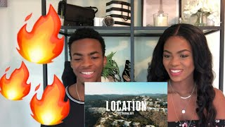 Dave   Location (ft Burna Boy) 🔥  Official Video Reaction
