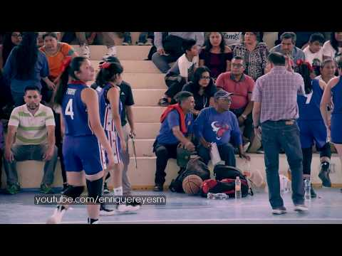 COPA BENITO JUAREZ 2018 Final juvenil femenil Macuiltianguis vs Latuvi