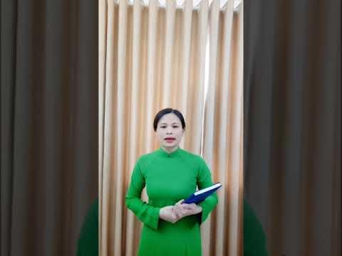 Bài tuyên truyền về cách khử khuẩn tại nhà để phòng chống dich covid 19 của trường mầm non Phú Thịnh