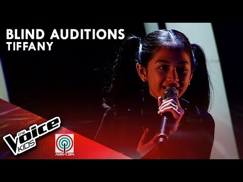 Stone Cold by Tiffany Vistal | The Voice Kids Philippines