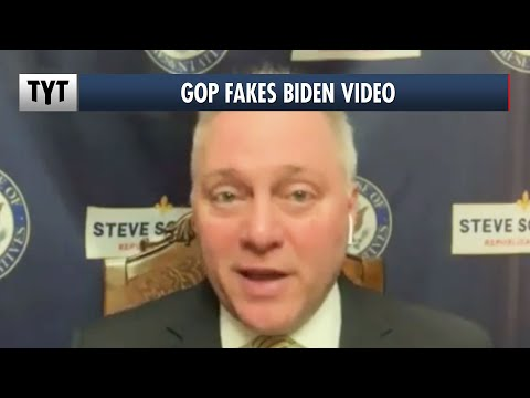 Republican CAUGHT Doctoring Ady Barkan Video