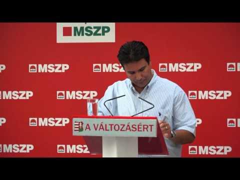 Választókerületi felelősöket nevez ki az MSZP