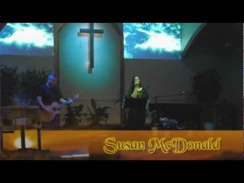 You Are God Alone - Susan McDonald