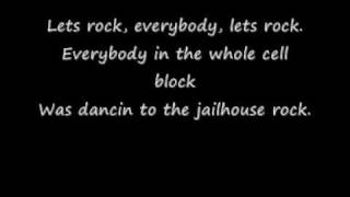 Jailhouse Rock lyrics