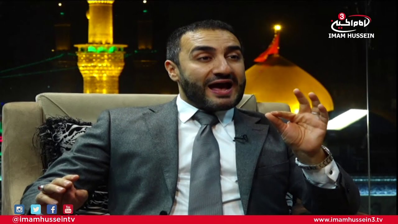 Dr. Sayed Ammar Nakshawani | Ramadan Special Episode 10