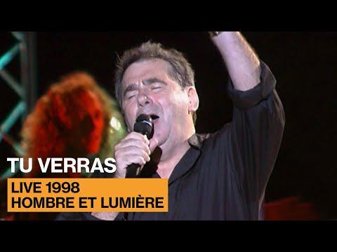 Claude Nougaro - Tu verras (Live officiel Hombre et Lumière - Toulouse Juillet 1998)