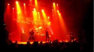 Fear Factory - Big God/Raped Souls/Martyr (Live @ 013,Tilburg 2010)