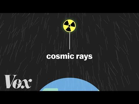 Under Attack From Space Cosmic Rays