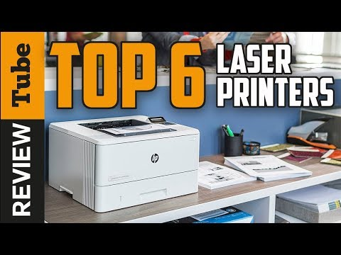 ✅Laser Printing: The TOP 6 Best Laser Printer (Buying Guide 2018)