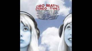 Cibo Matto - Flowers