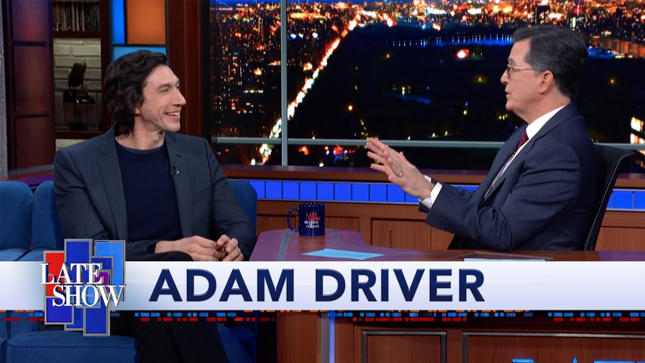 "Adam Driver Took Kylo Ren's Lightsaber Home From The ""Star Wars"" Set thumbnail"