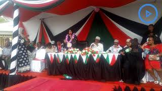 Lamu Woman Rep Riweida Obbo calls on pregnant women in the county to