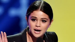 Selena Gomez Reacts To Justin Bieber Teen Choice Awards 2014