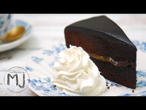 Prepara La Torta Sacher Del Hotel Sacher De Viena