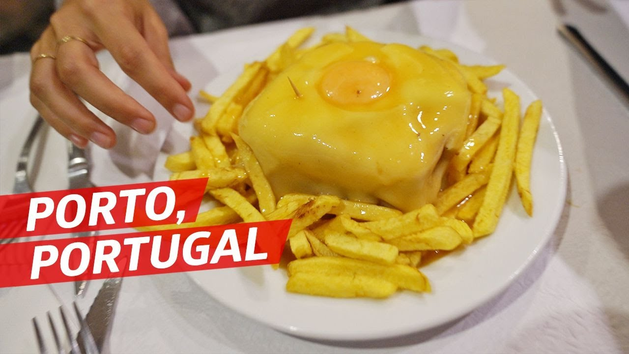 No Trip to Porto, Portugal Is Complete without the Francesinha Sandwich — Travel, Eat, Repeat thumbnail