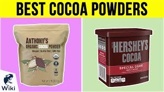 10 Best Cocoa Powders 2019