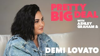 Demi Lovato On Practicing Self Care | Pretty Big Deal