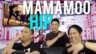 "MAMAMOO's ""HIP"" new song! (MV Reaction)"