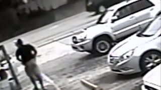 Man charged in Florida parking lot shooting