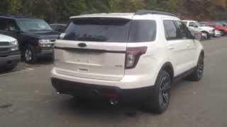 2015 Ford Explorer Sport VS Limited - What are the differences ?