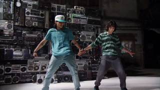 STEP UP 3D:  Fancy Footwork